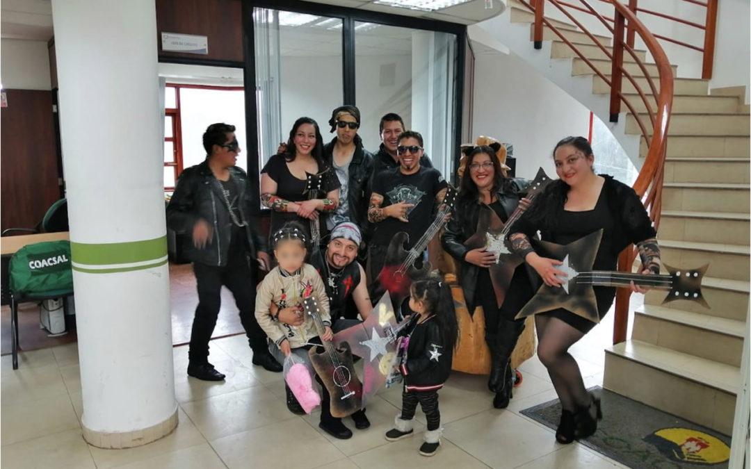 Parroquialización de Salinas de Guaranda 2019