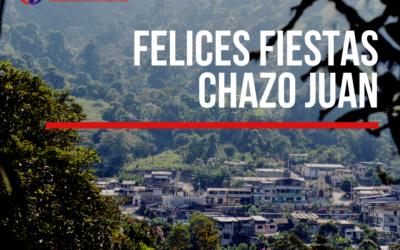 Fiestas Chazo Juan 2019