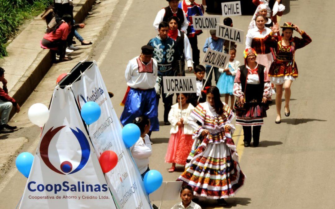 Carnavales Salinas 2019