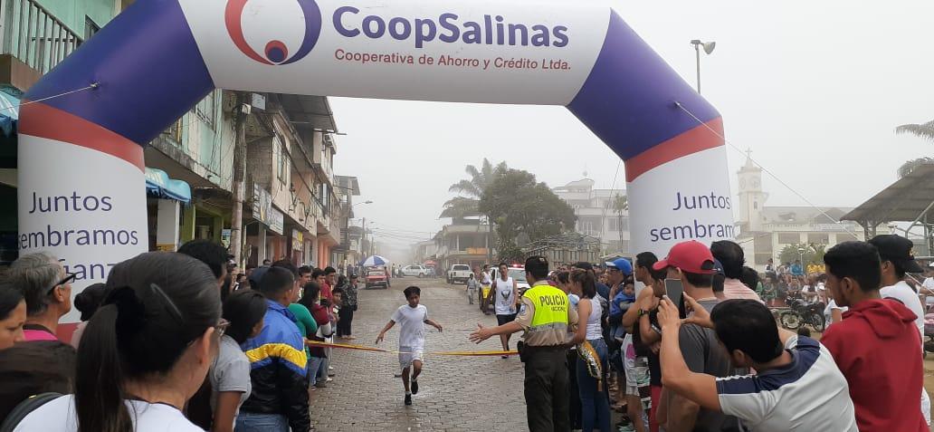 Parroquialización San Luis de Pambil 2019